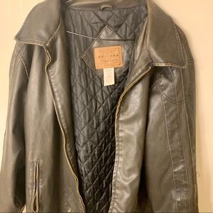 - Vintage Arizona Leather Jacket